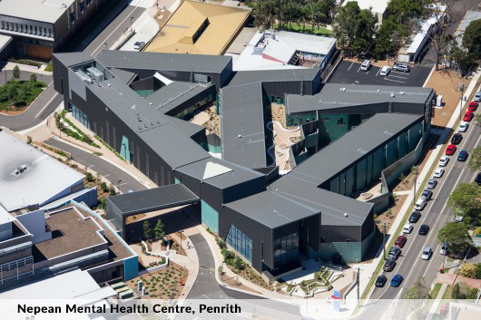Nepean Mental Health Centre, Penrith