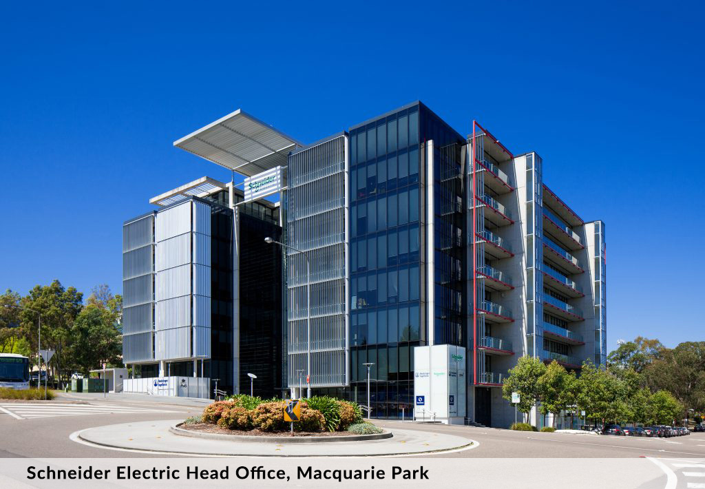 Schneider Electric Head Office, Macquarie Park